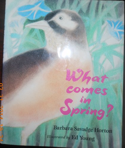 9780679802686: What Comes in Spring?