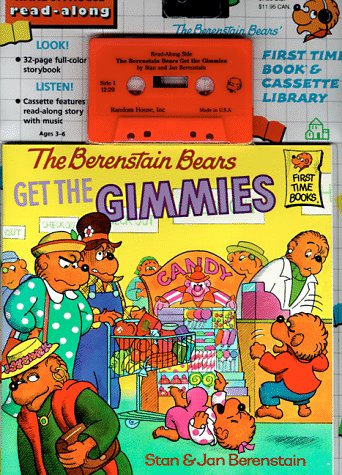 9780679803133: Berenstain Bears Get the Gimmies (First Time Books)