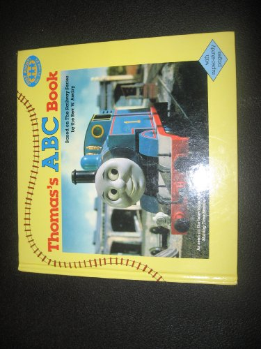 9780679803621: Thomas's a B C Book (Just Right Books)