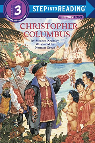 9780679803690: Christopher Columbus (Step into Reading, Step 3, Grades 1-3)