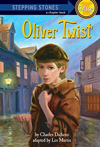 Oliver Twist (A Stepping Stone Book(TM)): Charles Dickens