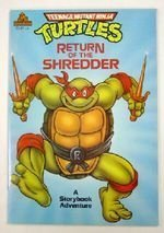 Return of the Shredder (Teenage Mutant Ninja Turtles) (9780679803959) by Christy Marx; David Weiss; Kevin Eastman; Peter Laird