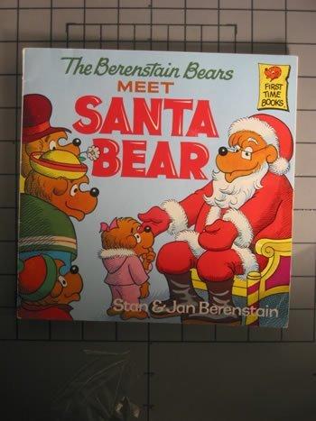 9780679804055: The Berenstain Bears Meet Santa Bear
