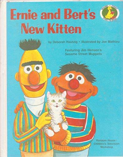 9780679804208: ERNIE and BERT'S New KITTEN (Sesame Street Start-to-Read Books)