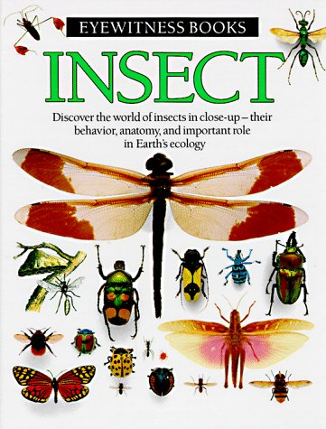 9780679804413: Insect (Eyewitness books)