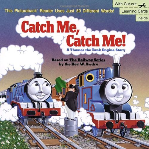 9780679804857: Catch Me, Catch Me! A Thomas the Tank Engine Story (Pictureback(R))