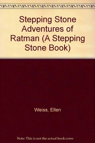 9780679805311: THE ADVENTURES OF RATMAN (A Stepping Stone Book(TM))