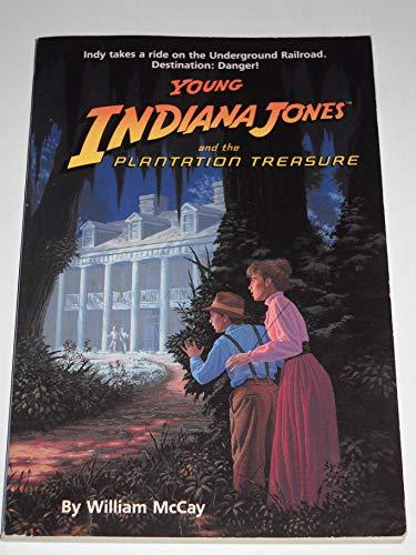 9780679805793: Young Indiana Jones and the Plantation Treasure