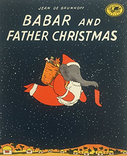 9780679806981: Babar and Father Christmas (Dragonfly Book)