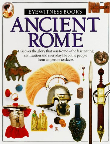 9780679807414: Ancient Rome (Eyewitness)