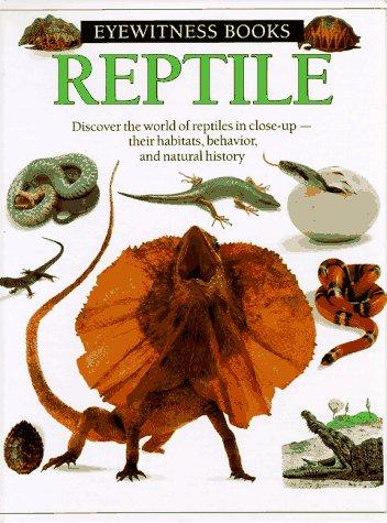 9780679807834: Dk Eyewitness Reptile (DK Eyewitness Books)
