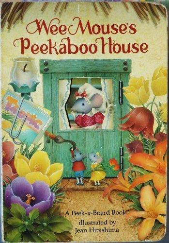 9780679807865: WEE MOUSE'S PEEKABOO HOUSE (Peek-A-Board Books)