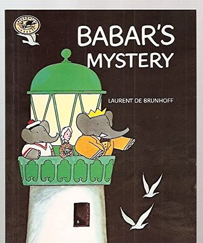 BABAR'S MYSTERY (Dragonfly Books) (9780679808367) by Laurent De Brunhoff