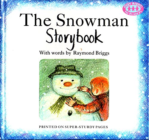 9780679808404: The Snowman Storybook (Just Right Books)