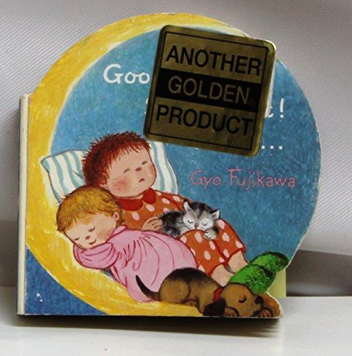 Good Night, Sleep Tight! Shhh. (Chunky Shape Book): Fujikawa, Gyo