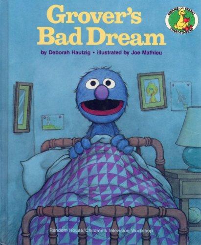 9780679808985: GROVER'S BAD DREAM (Sesame Street Start to Read Book)