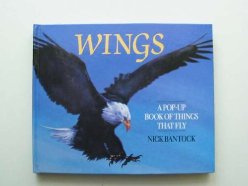9780679810414: Wings (A Pop-Up Book)