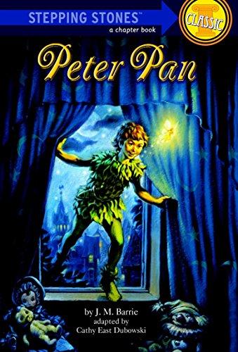 9780679810445: Peter Pan (Bullseye Step Into Classics)