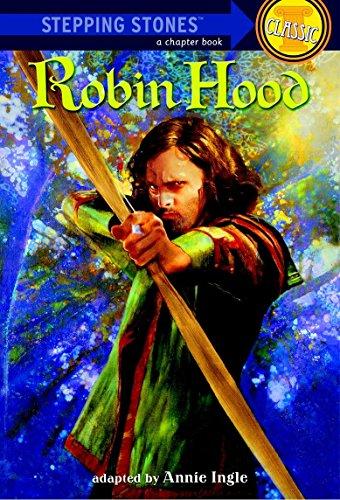 9780679810452: Robin Hood: Bullseye Step into Classics