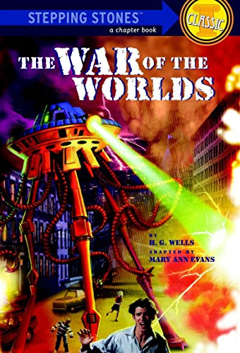 A Stepping Stone Book: The War of the Worlds