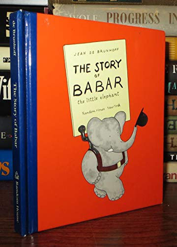 9780679810490: STORY OF BABAR-MINI ED (Miniature Edition)
