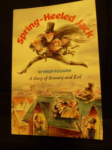 9780679810575: Spring-Heeled Jack : A Story of Bravery and Evil