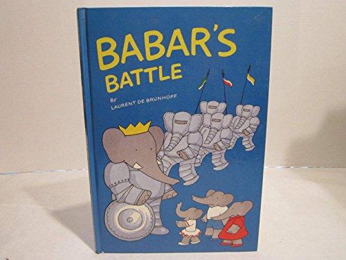 9780679810681: Babar's Battle