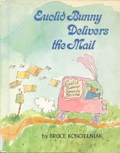 9780679810698: EUCLID BUNNY DELIVERS THE MAIL