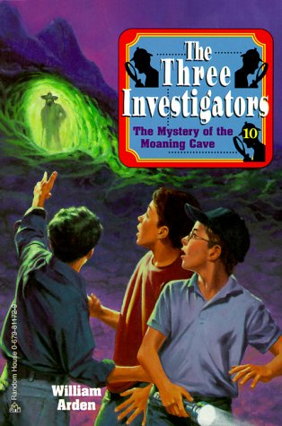 9780679811725: The Mystery of the Moaning Cave (Three Investigators Classics #10)