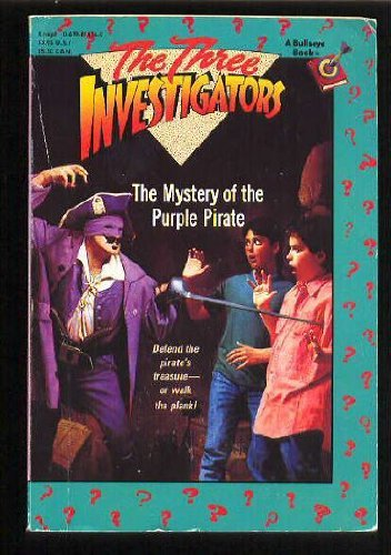9780679811749: The Mystery of the Purple Pirate (The Three Investigators)