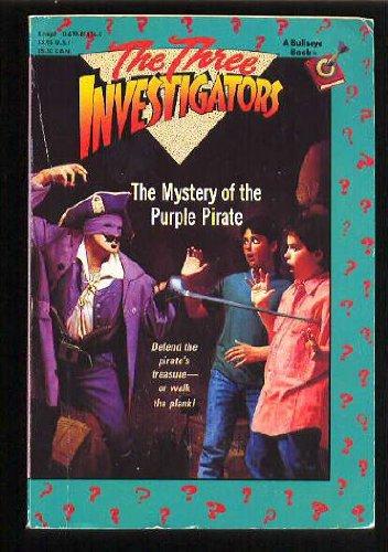 9780679811749: MYSTERY OF THE PURPLE PIRATE (The Three Investigators)