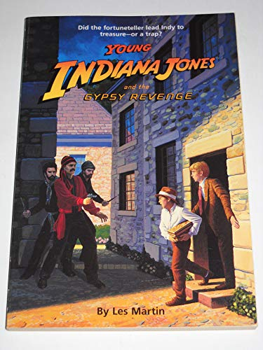 9780679811794: Young Indiana Jones & the Gypsy Revenge