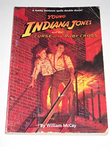 9780679811817: Young Indiana Jones and the Curse of the Ruby Cross