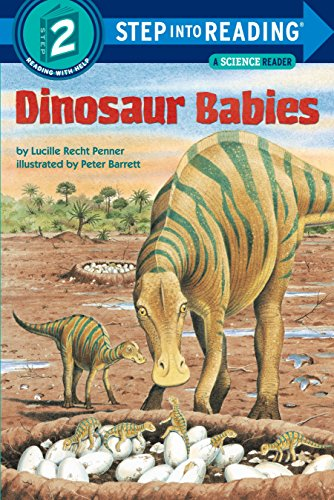 9780679812074: Dinosaur Babies (Step-into-Reading: A Step 2 Book)