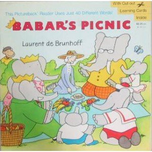 9780679812456: BABAR'S PICNIC (Pictureback Readers)