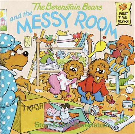 9780679812616: The Berenstain Bears and the Messy Room