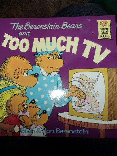 9780679812685: Berenstain Bears & Too Much TV