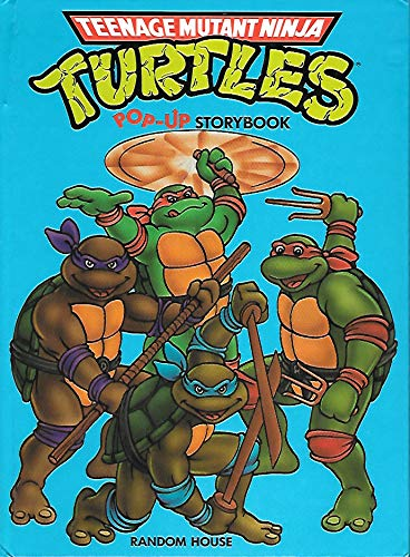 9780679813132: Teenage Mutant Ninja Turtles Pop-Up Storybook