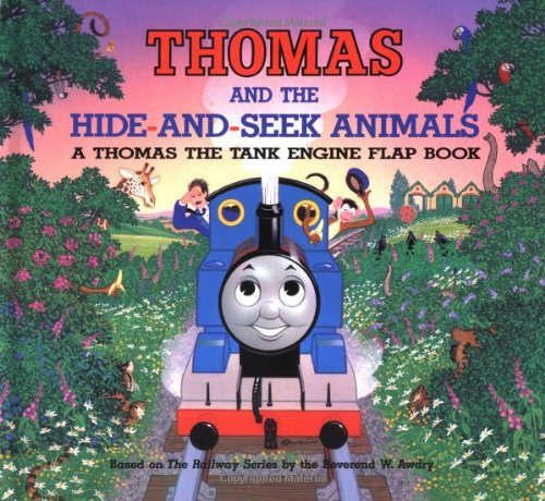 9780679813163: Thomas and the Hide-and-seek Animals (Thomas the Tank Engine)