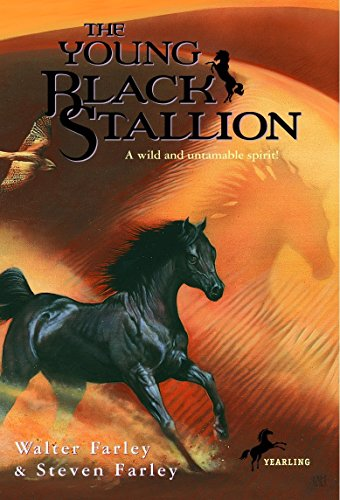 9780679813484: The Young Black Stallion: A Wild and Untamable Spirit!