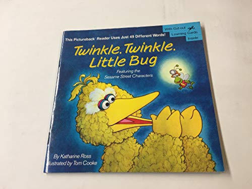 TWINKLE, TWINKLE, LITTLE BUG (Pictureback Readers) (9780679813729) by Ross, Katharine