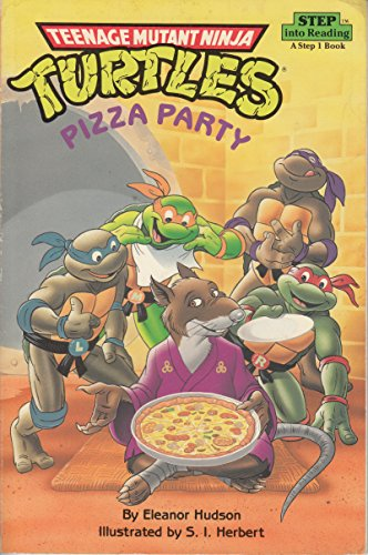 9780679814528: Teenage Mutant Ninja Turtles : Pizza Party