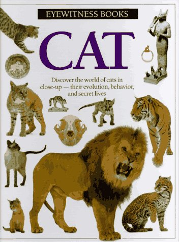 9780679814580: Cat (Eyewitness)