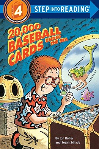 20,000 Baseball Cards Under the Sea (Step-Into-Reading, Step 4): Buller, Jon
