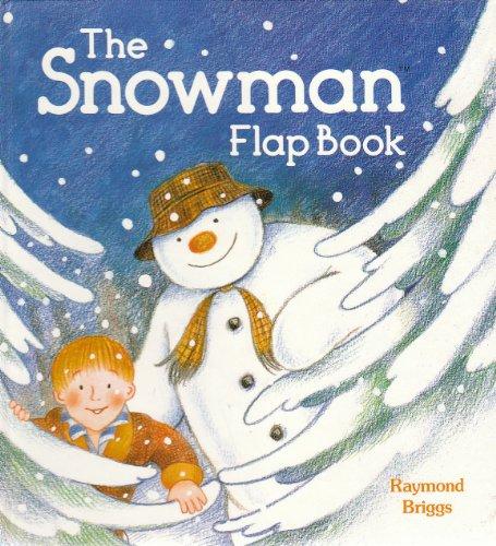 The Snowman Flap Book: Raymond Briggs