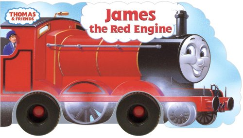 9780679815907: James the Red Engine (Thomas & Friends)