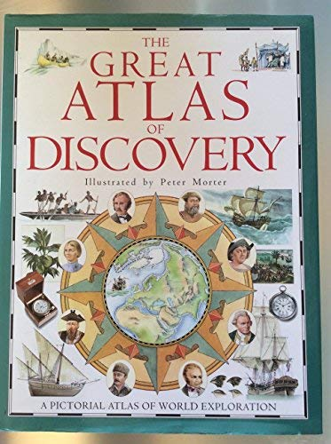 9780679816607: The Great Atlas of Discovery
