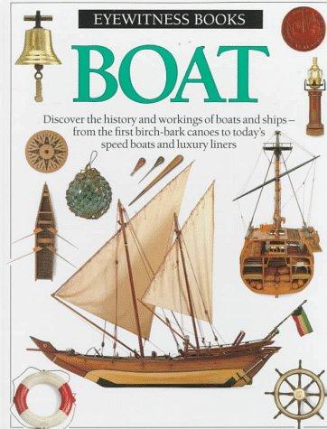 9780679816782: Boat (Eyewitness Books)