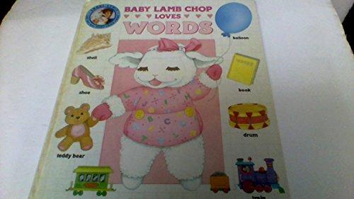 9780679817222: Baby Lamb Chop Loves Words