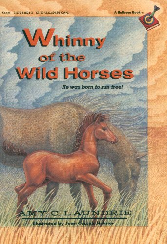 Whinny of the Wild Horses: Laundrie, Amy